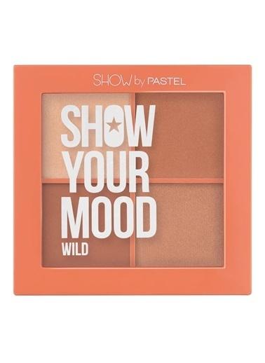 Pastel Pastel Show By Pastel Show Your Mood Wild 441 Allık Paleti Renksiz